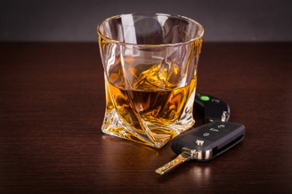 Whiskey and car keys - First time DUI defense