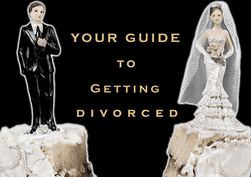 Divorce E-book